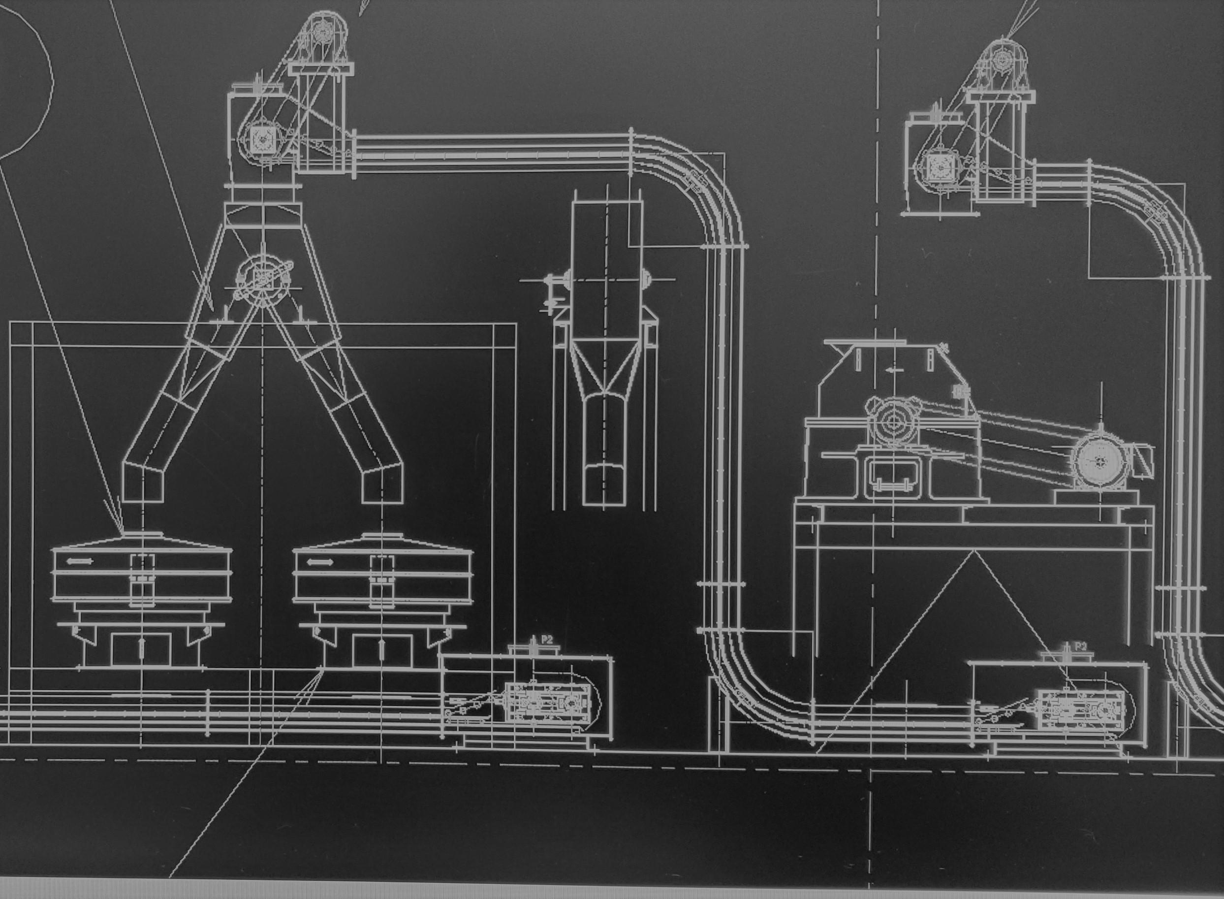 プラント機械設計